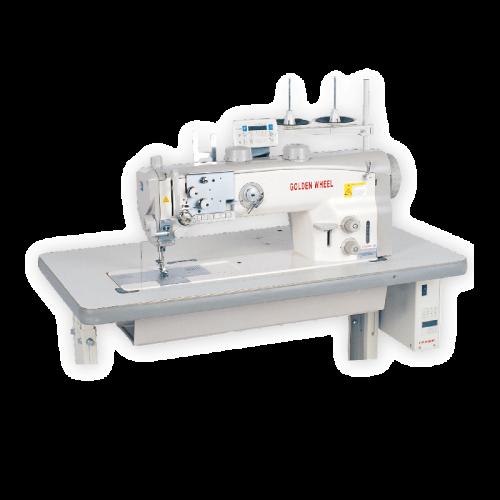 GOLDEN WHEEL - CSU-8673 - машина для тяжелых материалов и кожи