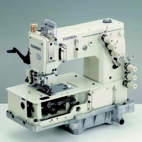 KANSAI SPECIAL - DLR-1503PTF - плоскошовная машина