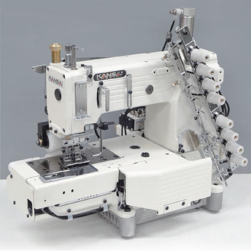 KANSAI SPECIAL - FX-4404P - плоскошовная машина