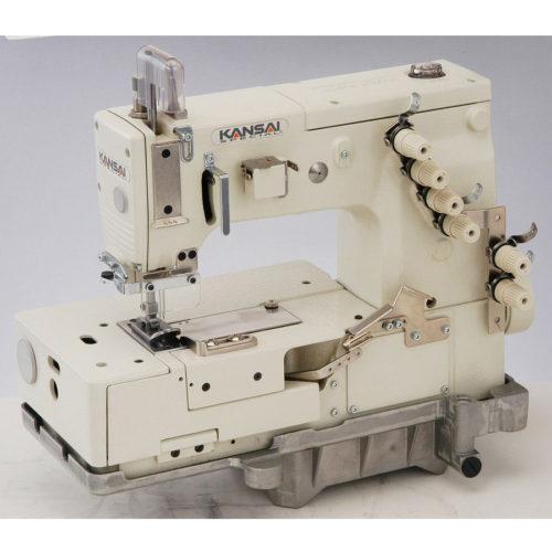 KANSAI SPECIAL - HDX-1102 - плоскошовная машина