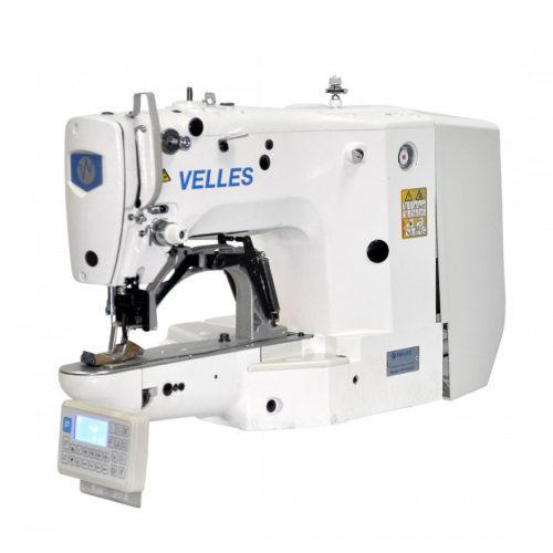 VELLES - VBT 1850D - закрепочный швейный автомат