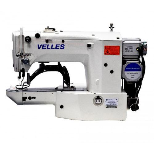 VELLES - VBT 1900-JS - закрепочный швейный автомат
