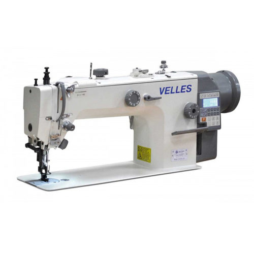 VELLES - VLS 1153DD - машина для тяжелых материалов и кожи
