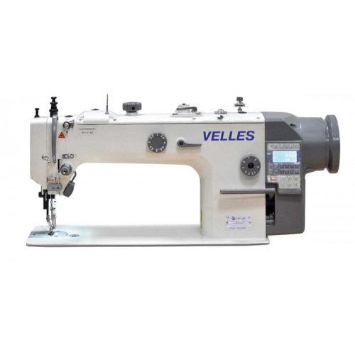 VELLES - VLS 1156DD - машина для тяжелых материалов и кожи
